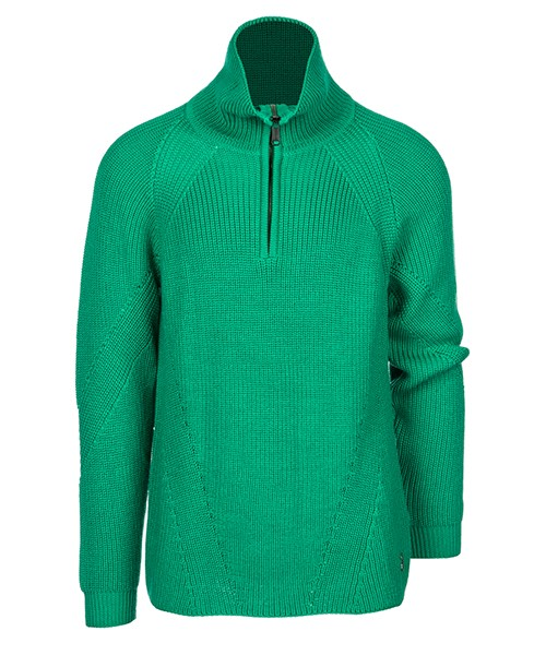 Men's polo neck turtleneck jumper sweater