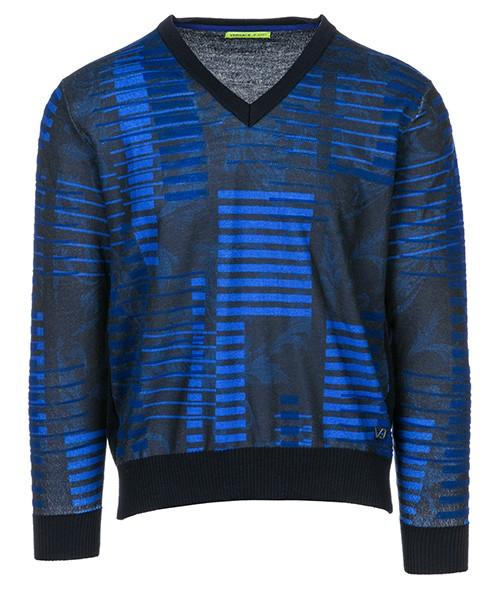 Джемпер Versace Jeans B5GSB818 blu