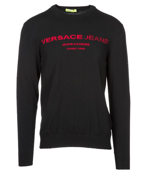 Pullover Versace Jeans B5GSB826 nero