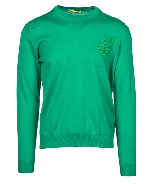 Pullover Versace Jeans B5GSB831 verde