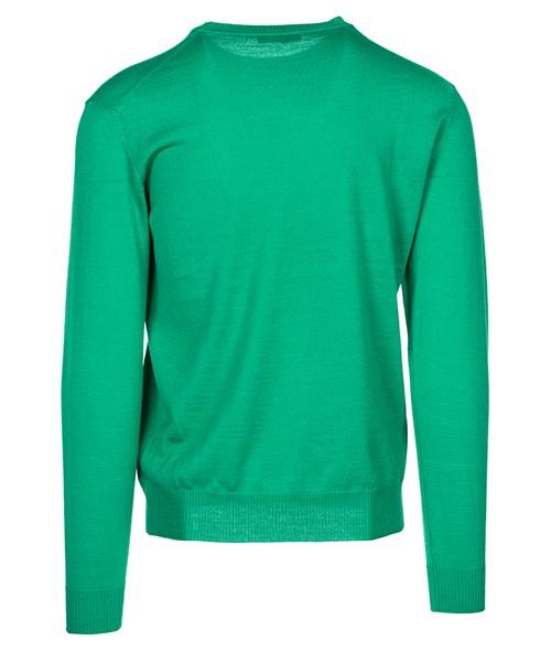 свитер мужской с круглым воротом secondary image