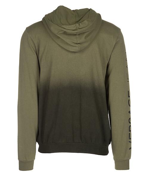 Men's sweatshirt with zip sweat secondary image