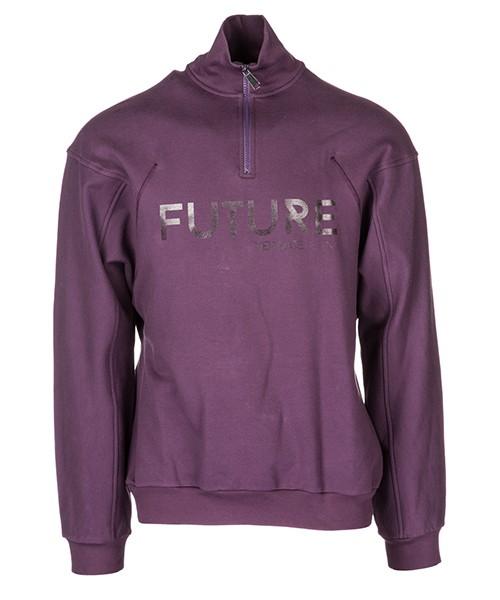 Sweatshirt Versace Jeans B7GSA7F5 viola