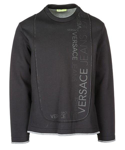 Sweat Versace Jeans B7GSA7FP nero