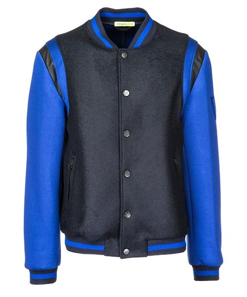 Bomber Versace Jeans C1GSA938 blu