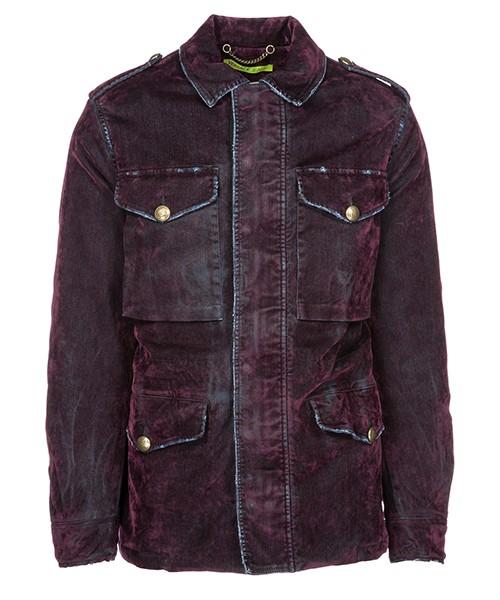 Jacket Versace Jeans C1GSB916 bordeaux