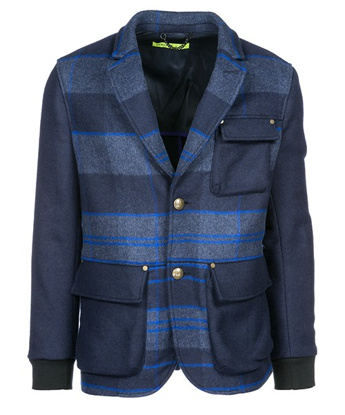 Chaqueta Versace Jeans C3GSB501 blu