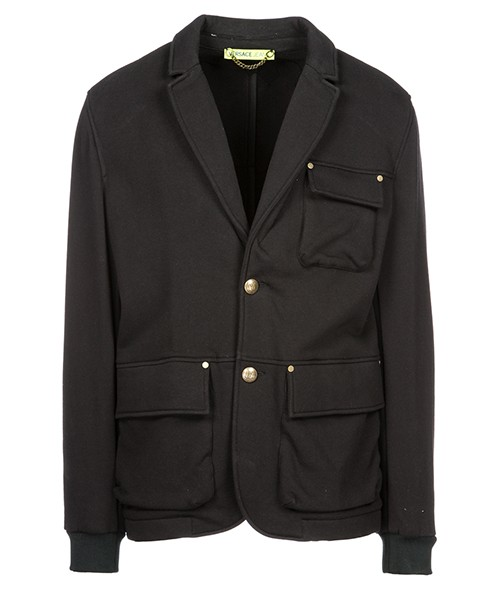 Куртка Versace Jeans C3GSB510 nero
