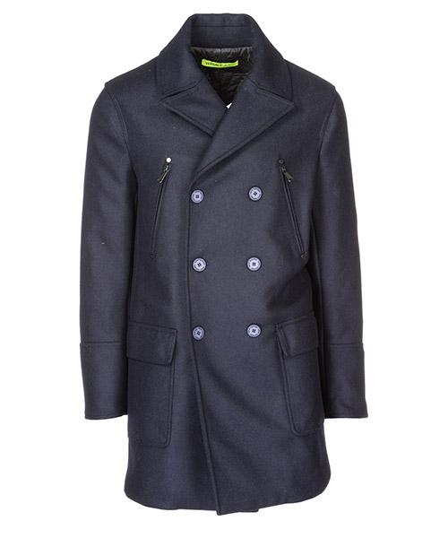 Coat Versace Jeans C8GSA919 blu