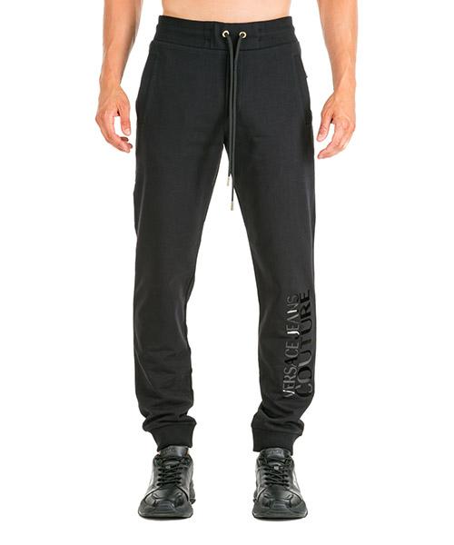 Pantaloni tuta Versace Jeans Couture ea2gua1f6-e30218_e899 nero