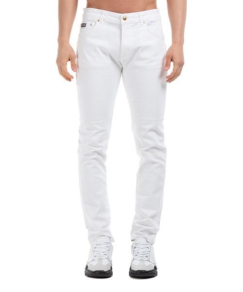 Vaqueros Versace Jeans Couture EA2GVA0K4-E60501_E003 bianco