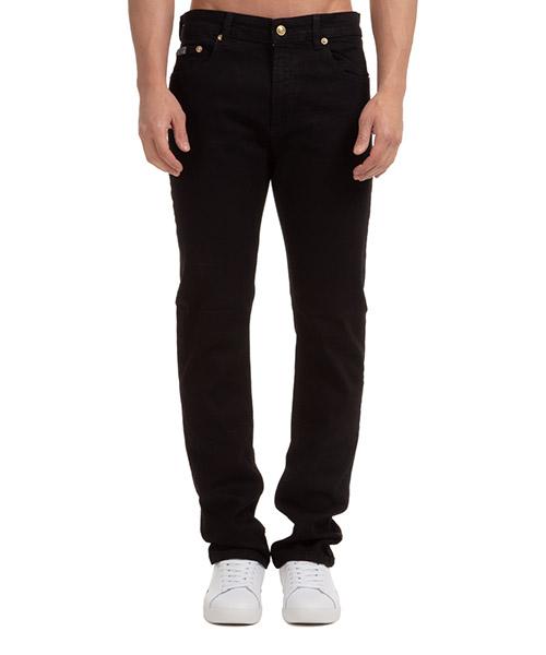 Jeans versace couture EA2GZA0S4-E60366_E899 nero