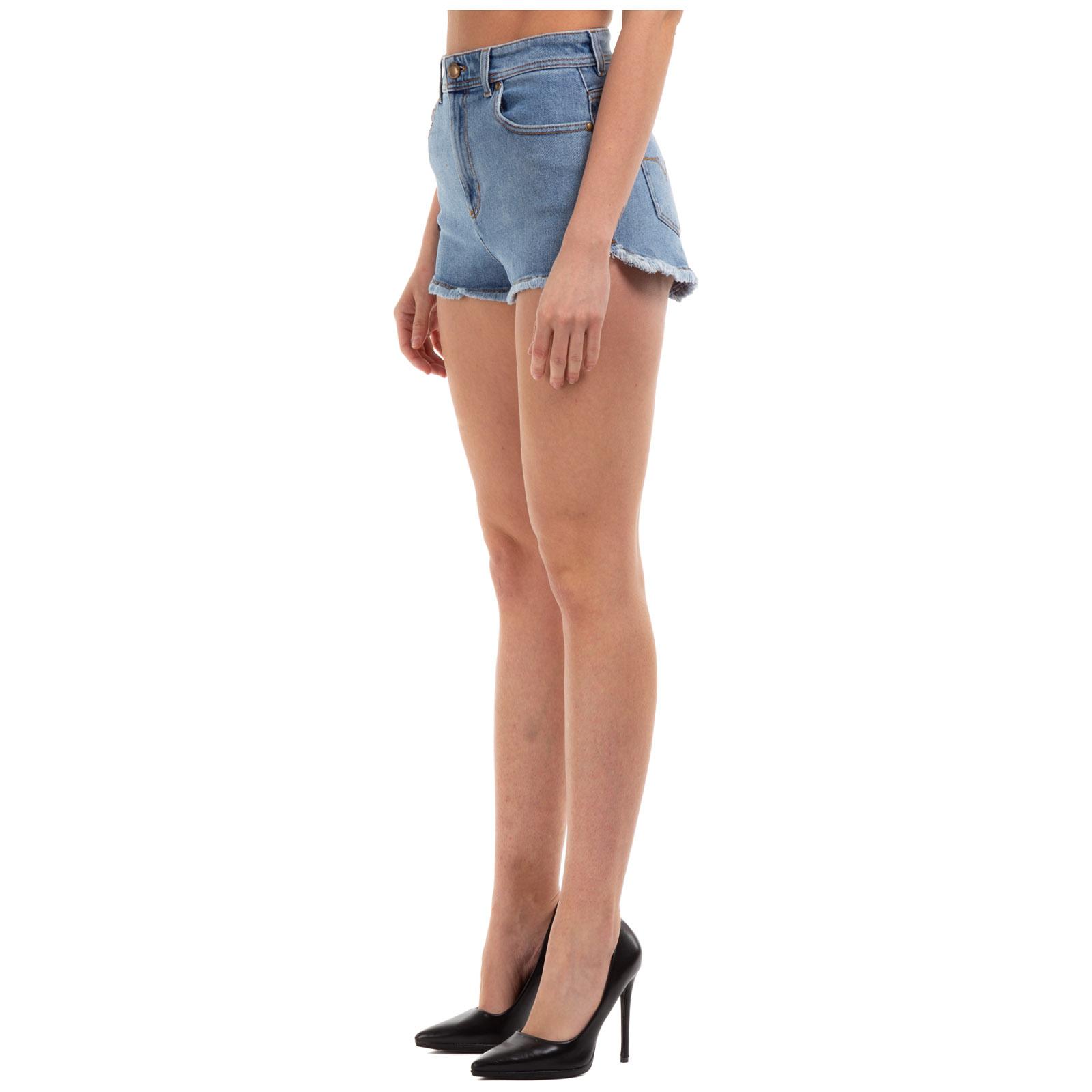 Short Versace Jeans Couture Ea3hvb13q Eaob5b E904 Blu Frmoda Com