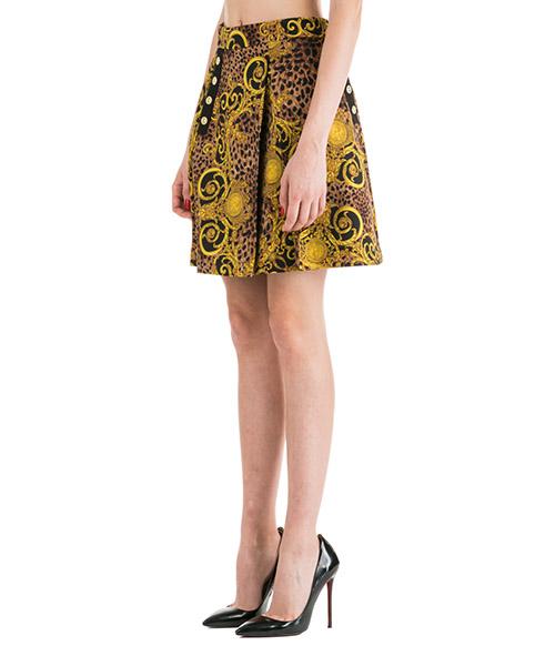 Women's skirt mini short leo baroque secondary image