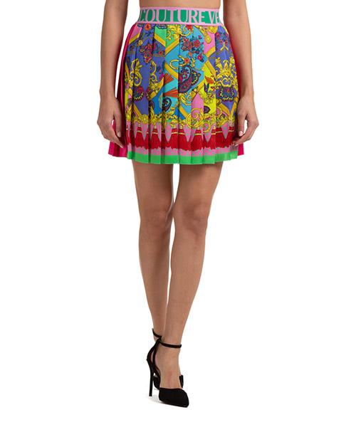 Skirt Versace Jeans Couture EA9HZA302-ES0842_E445 rosa