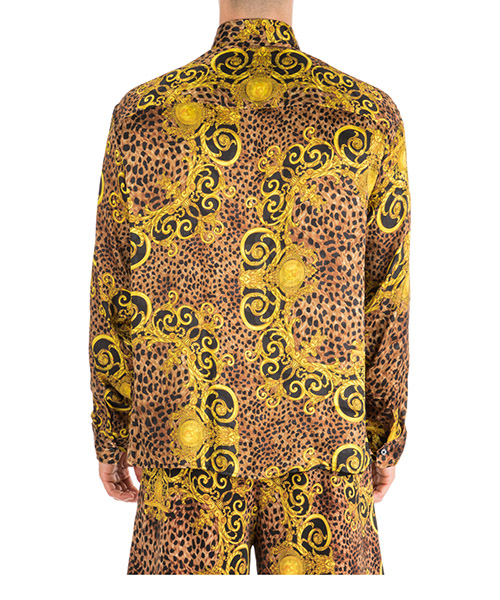 Men's long sleeve shirt dress shirt leo baroque secondary image