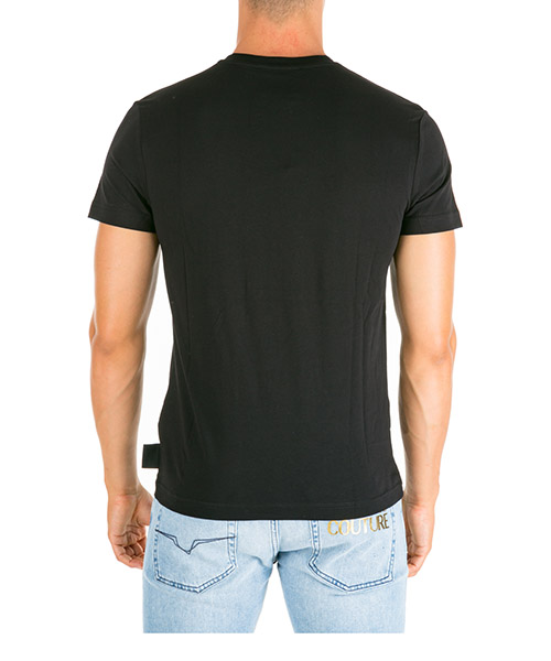 Men's short sleeve t-shirt crew neckline jumper adriano secondary image