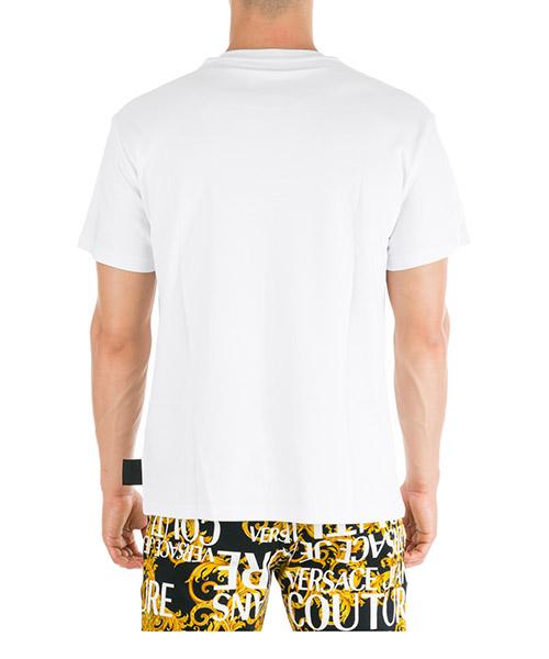 Camiseta de manga corta cuello redondo hombre etichetta secondary image