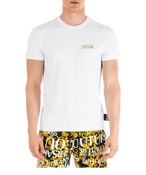 Camiseta Versace Jeans Couture EB3GUA7TI-E36620_E003 bianco