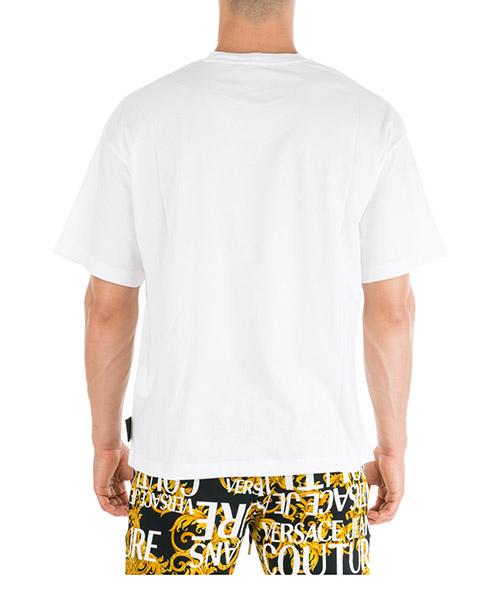 Camiseta de manga corta cuello redondo hombre couture capsule secondary image