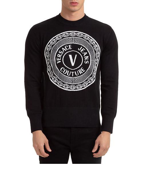 Jumper Versace Jeans Couture EB5GZA813-E50463_E899 nero