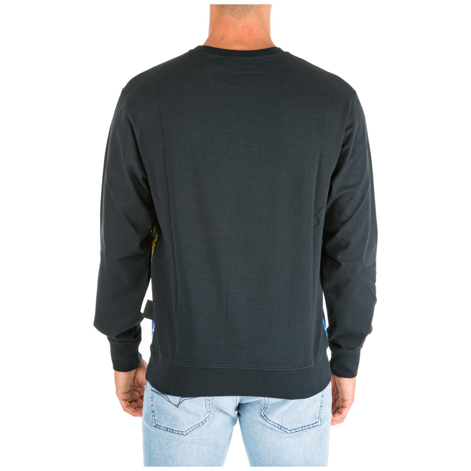 4236e9c6128 Men's sweatshirt sweat check baroque