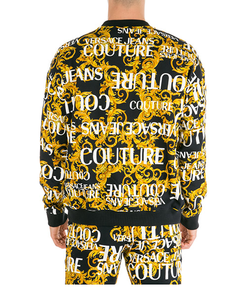 Hommes sweat  logo baroque secondary image