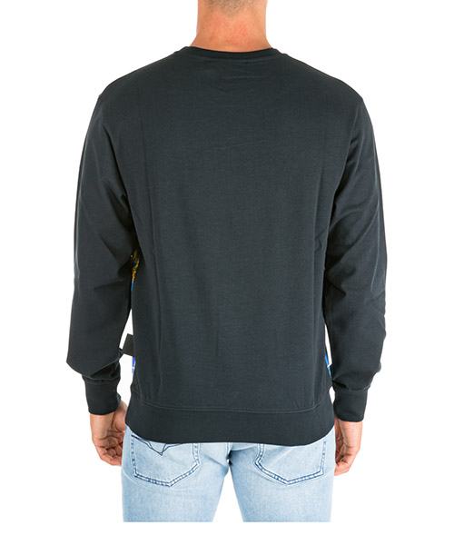 Men's sweatshirt sweat  check baroque secondary image
