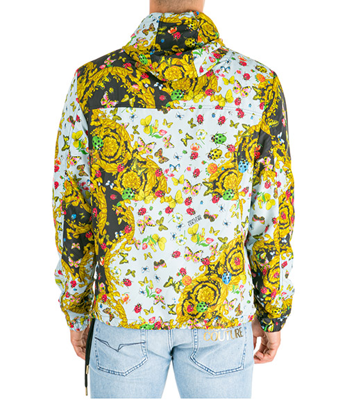 Men's outerwear jacket blouson  reversibile ladybug baroque secondary image