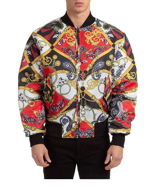 Jacket Versace Jeans Couture EC1GZA9A7-E25134_E500 rosso