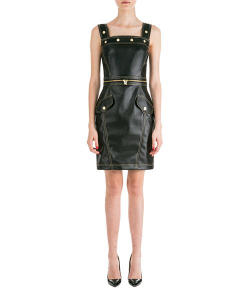 Vestito corto Versace Jeans Couture ED2HUA401-E04674_E899 nero