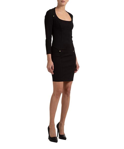 Vestito corto Versace Jeans Couture ED2HUA420-E11682_E899 nero