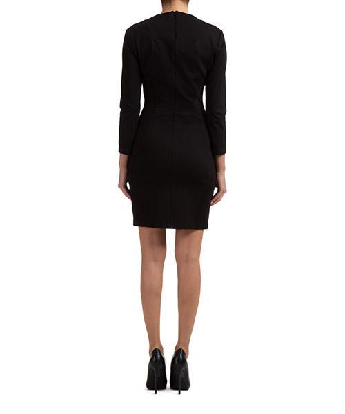 Women's short mini dress long sleeve ladybug baroque secondary image