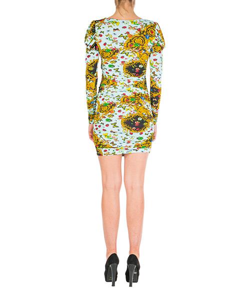 Vestito abito donna al ginocchio manica lunga  ladybug baroque secondary image