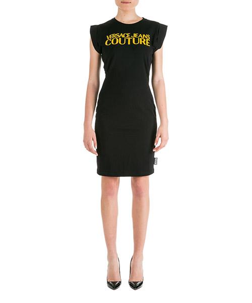 Vestito corto Versace Jeans Couture ED2HUA445-E36278_E899 nero