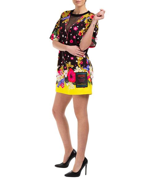 Vestito corto Versace Jeans Couture ED2HVA437-S0666_E983 nero