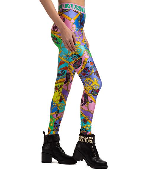 Leggings Versace Jeans Couture ED5HZA161-ES0826_E445 rosa