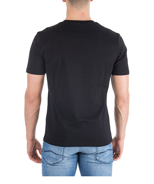 Men's short sleeve t-shirt crew neckline jumper slim secondary image