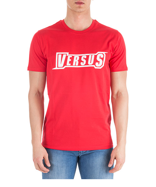 T-shirt Versus Versace BU90757-BJ10388_B1206 red
