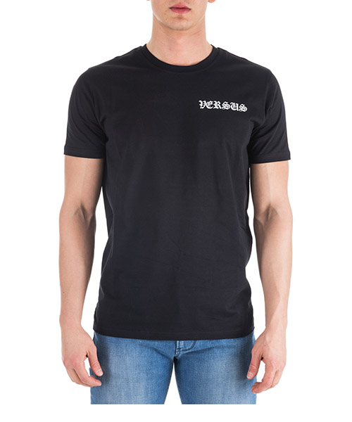 T-shirt Versus Versace BU90758-BJ10388_B1008 black