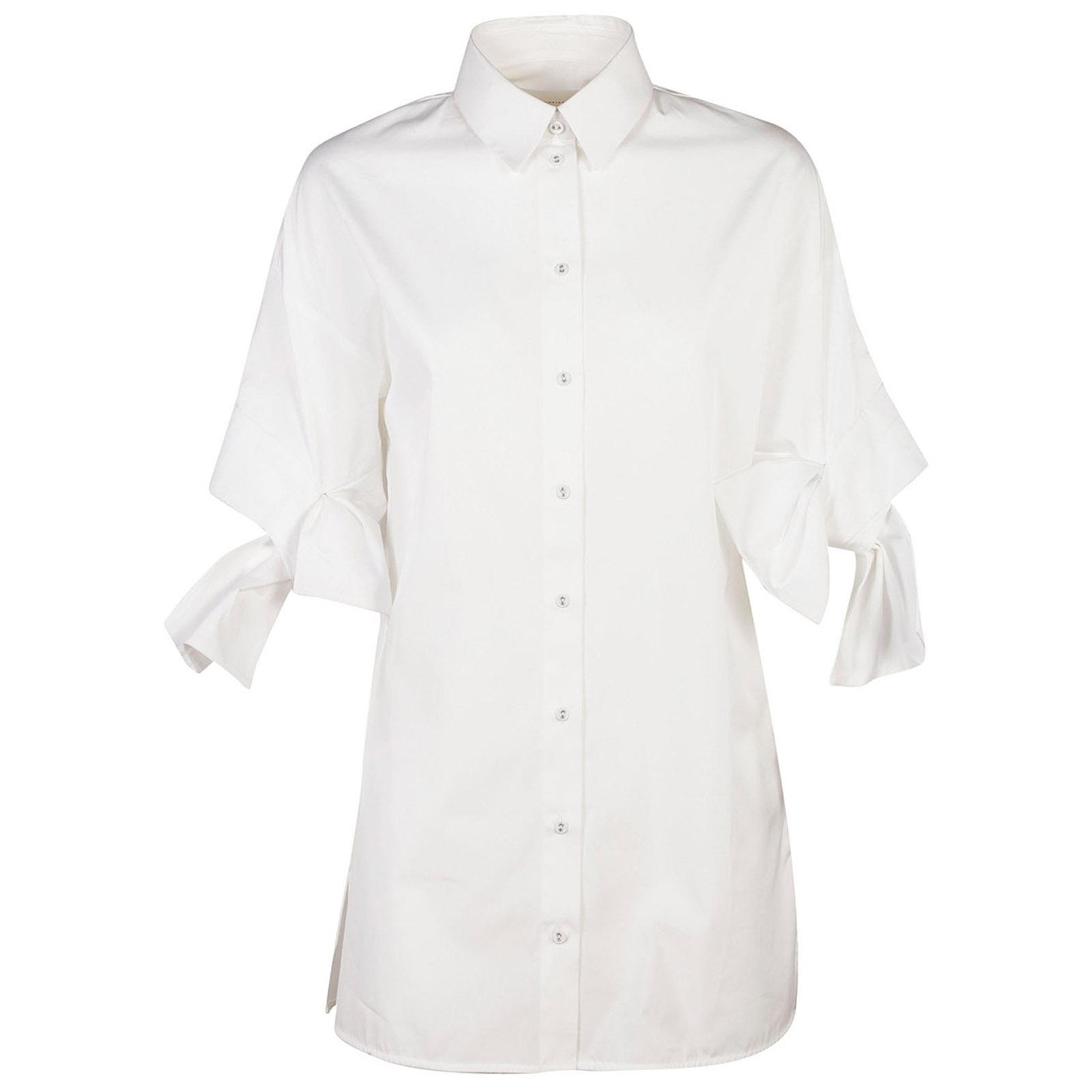 Camicia donna maniche corte