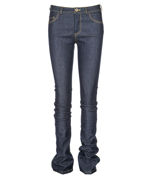 Jeans Victoria Beckham vb227 blu