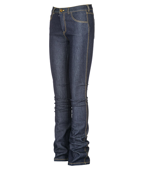Women's slim fit skinny jeans secondary image