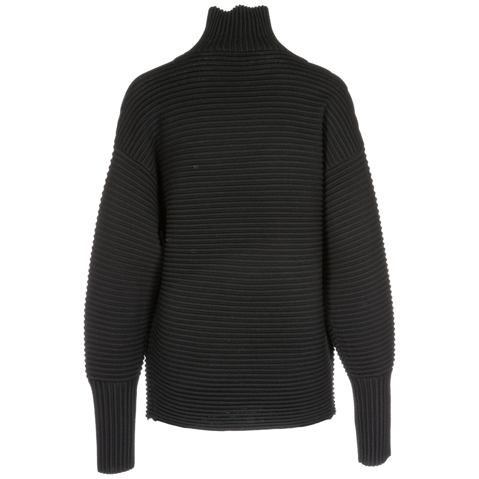 Dolcevita collo alto women's jumper sweater