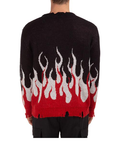 Jerséis de cuello redondo hombre double flames secondary image