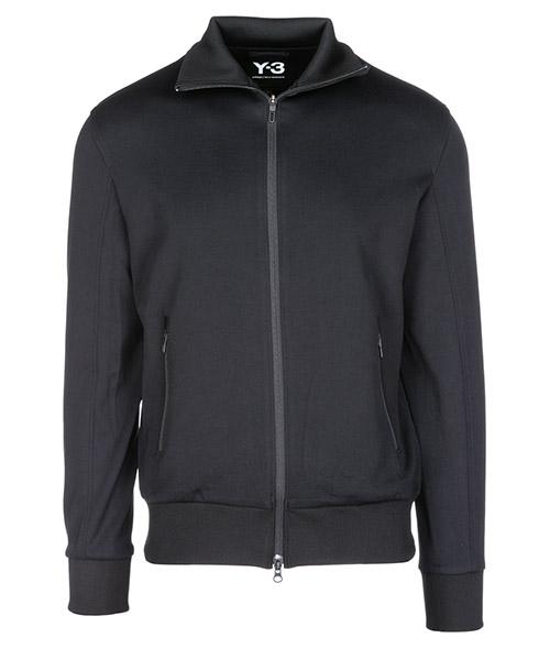 Zip sweatshirt  Y-3 CY6879 nero