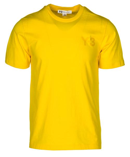 Camiseta Y-3 DP0590 giallo