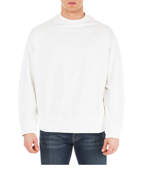 Men's sweatshirt sweat  signature graphic