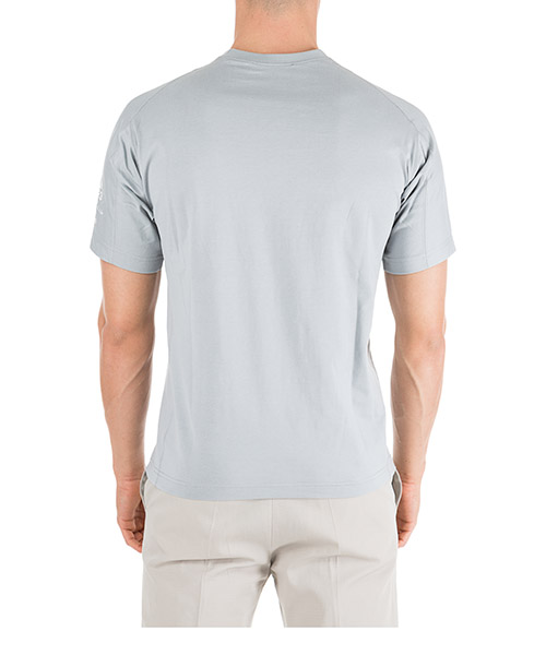 Men's short sleeve t-shirt crew neckline jumper classic secondary image