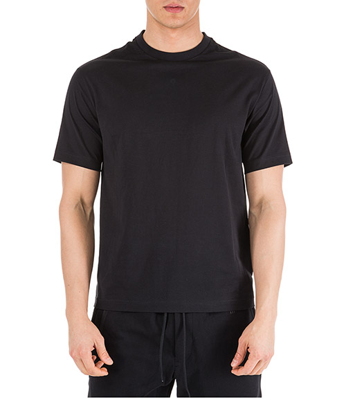 Men's short sleeve t-shirt crew neckline jumper signature graphic